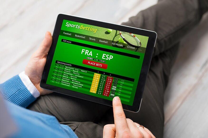 Online sportsbetting